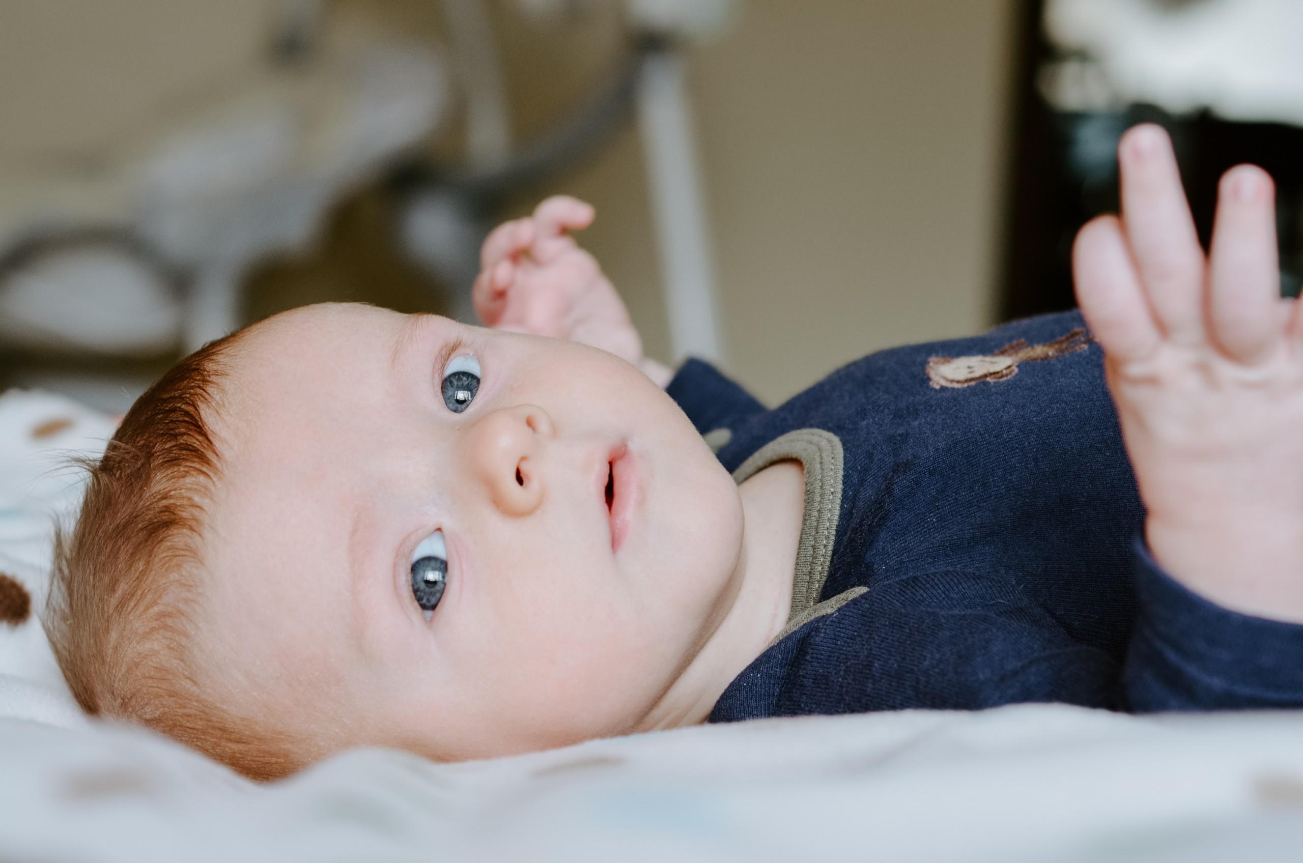Braucht ein Baby eine Schlafroutine?
