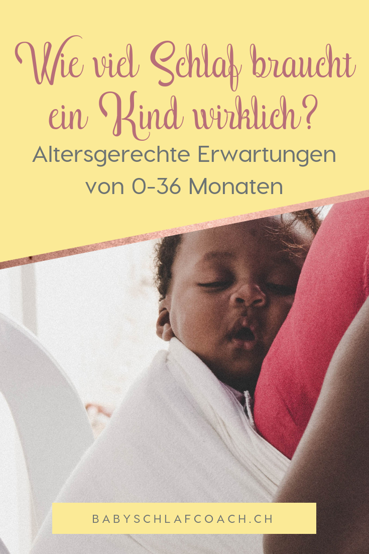 Wie viel Schlaf braucht Ihr Kind wirklich? Erfahren Sie die altersgerechte Erwartungen für Schlaf von Geburt bis 3 Jahren.