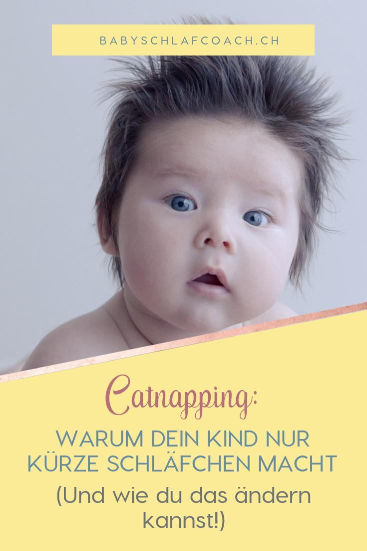 Schläft dein Baby Tagsüber nur 30-45 Minuten? Finde heraus, warum dein Kind nur kürze Nickerchen macht, und wie du das ändern kannst!