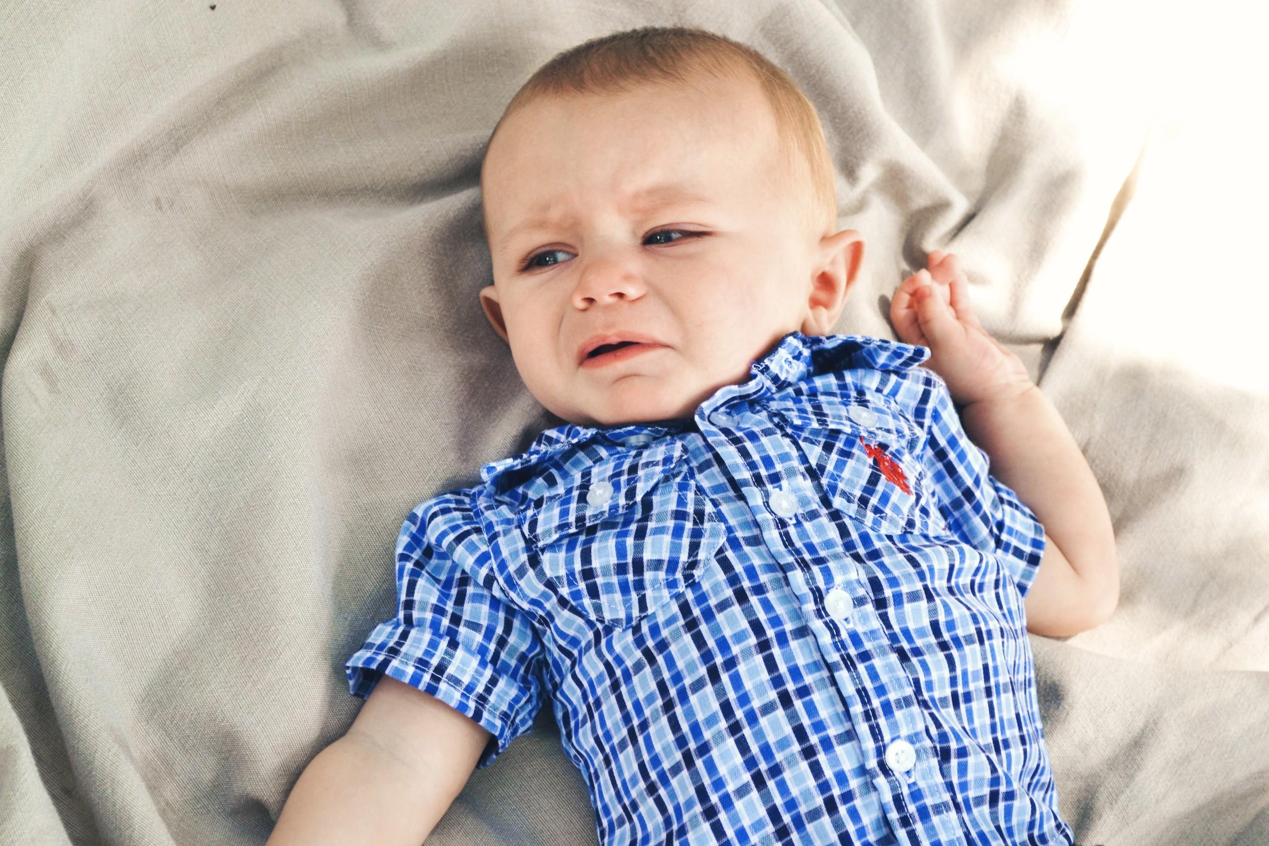 5 Anzeichen, dass Ihr Baby Schlafcoaching braucht