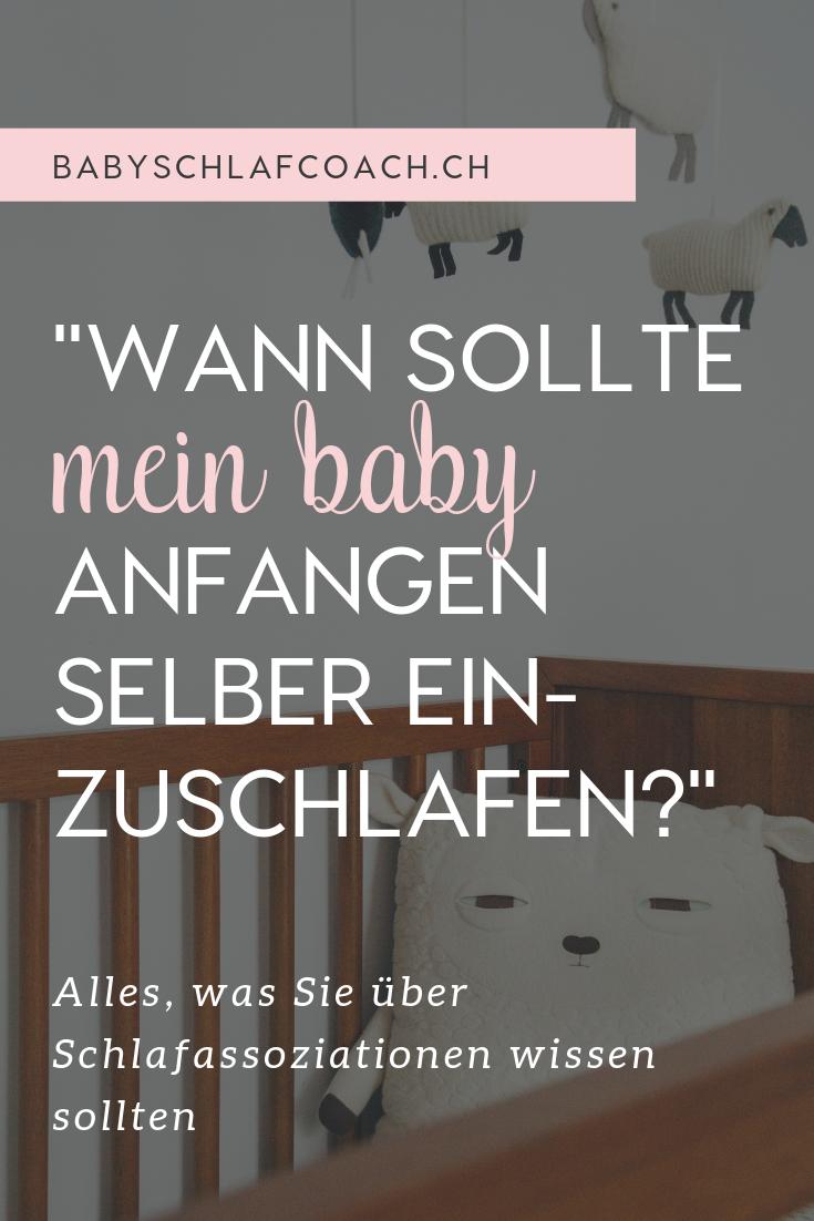 Wenn Sie immer wieder mühe haben Ihrem Kind  zum Schafen zu bekommen, haben Sie bestimmt schon beim googeln auf die Begriffe Schlafassoziationen oder Schlafstützen gestoßen. Was aber sind Schlafassoziationen überhaupt, und warum sind sie wichtig, wenn es um die Schlafgewohnheiten Ihres Babys geht? Klicken Sie durch um all das zu erfahren!