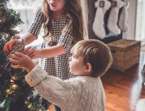 Weihnachten mit Baby: 5 Schlaf Tipps für die Feiertage
