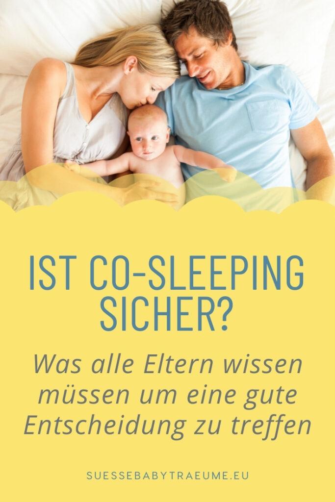 ist co-sleeping sicher